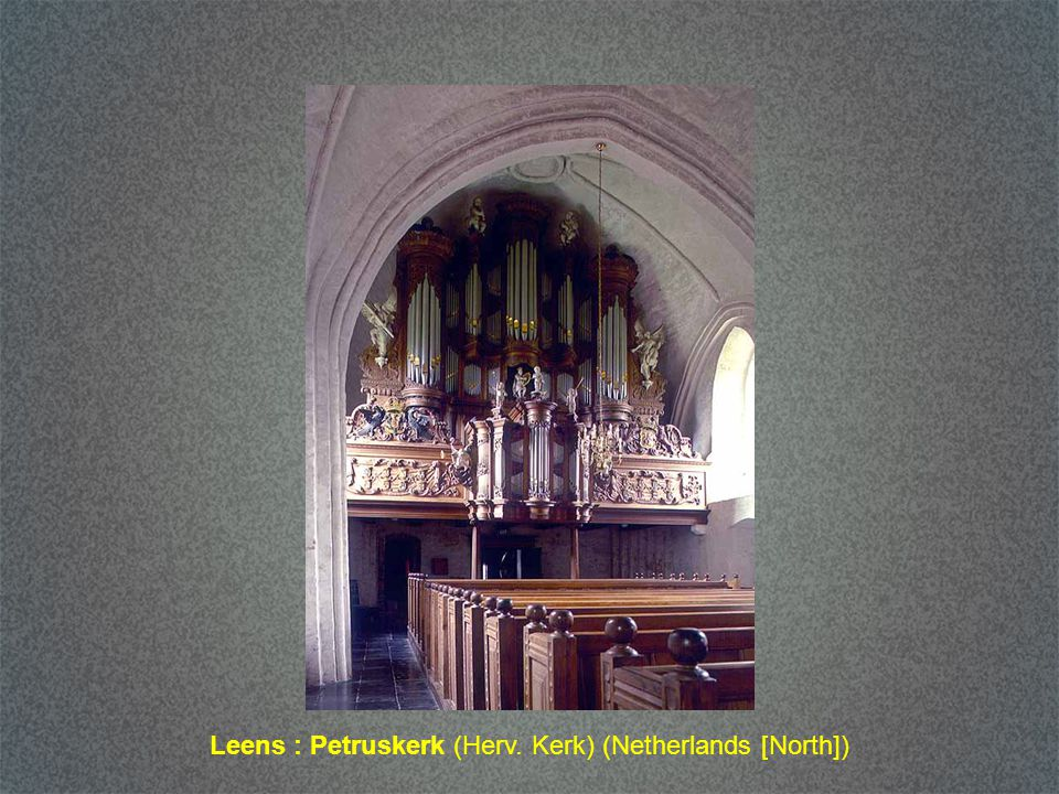 Leens : Petruskerk (Herv. Kerk) (Netherlands [North])